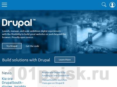 фото drupal.org