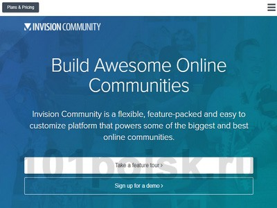 фото invisioncommunity.com