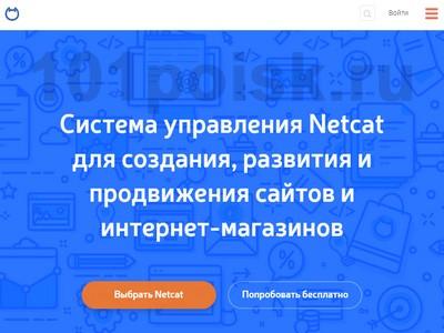 CMS NetCat отзывы